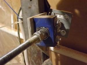 Подшипниковый модуль передний , опорный