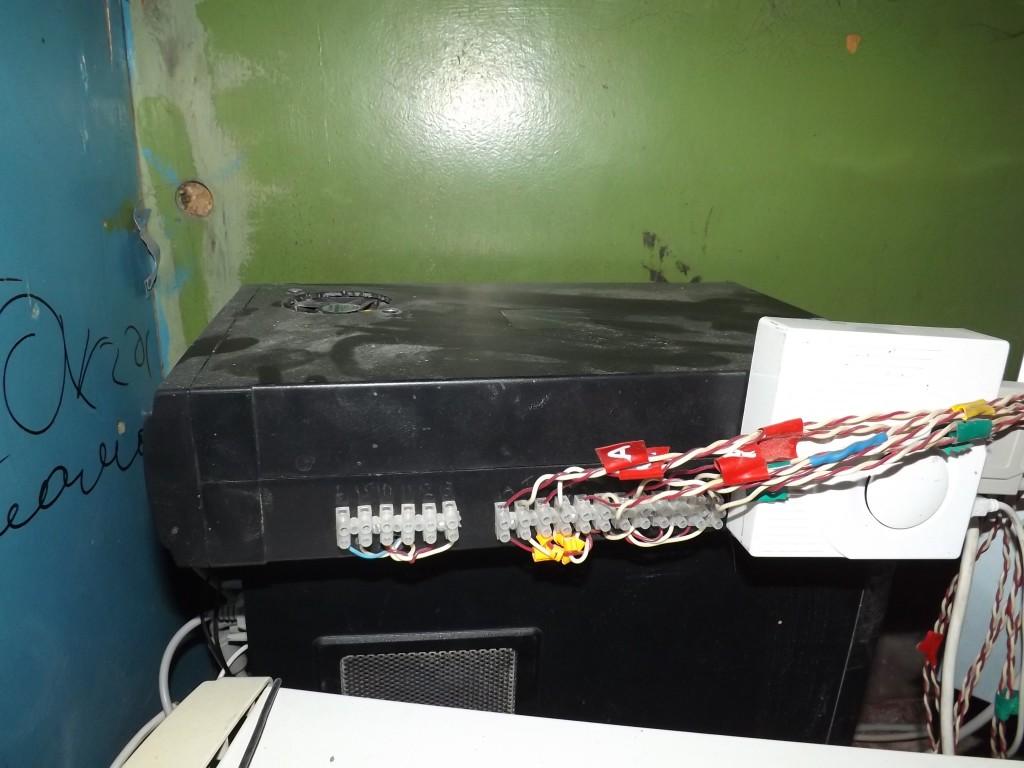 Электронный блок