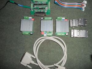 набор CNC 24 В с алиэкспресс