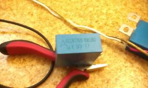 конденсатор 1 мкф