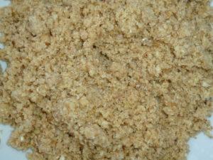грецкий орех с чесноком молотый